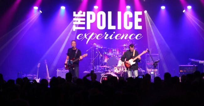 Synchronicity - Tribute to The Police