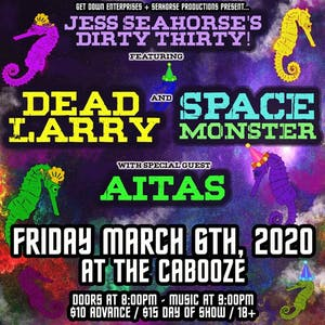 Jess Seahorse's Dirty Thirty