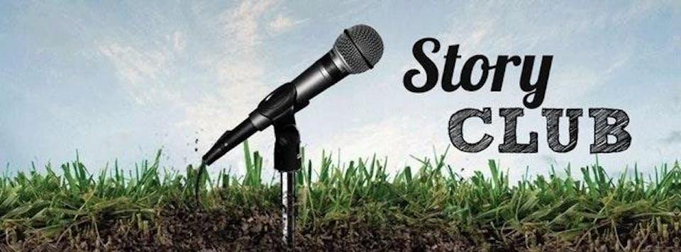 POSTPONED: Story Club