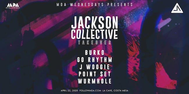 MDA Wednesdays Jackson Collective Takeover