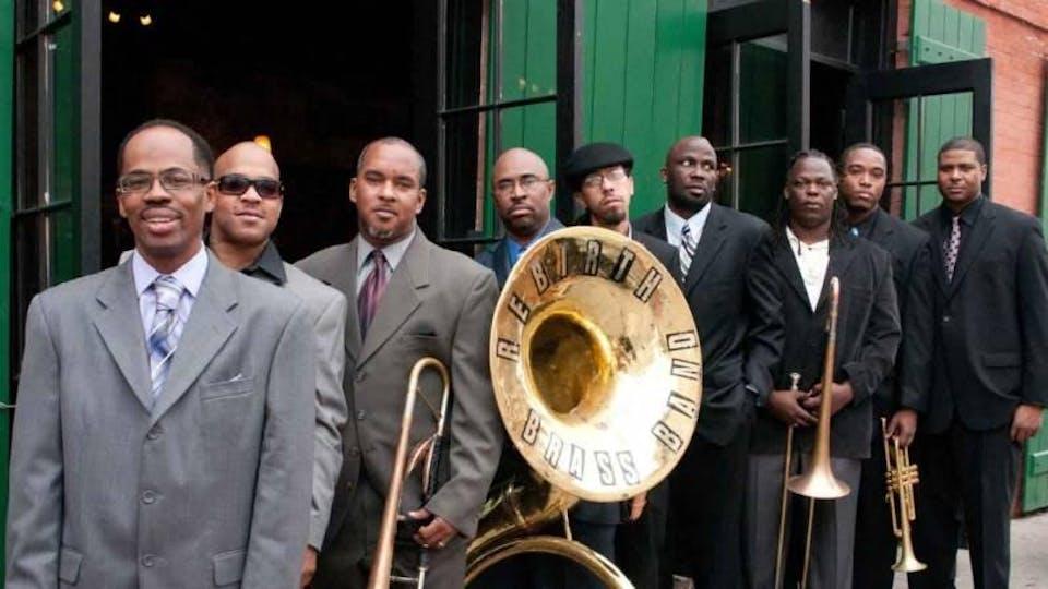 CANCELLED: Rebirth Brass Band