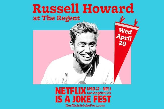 Netflix Is A Joke Presents: Russell Howard