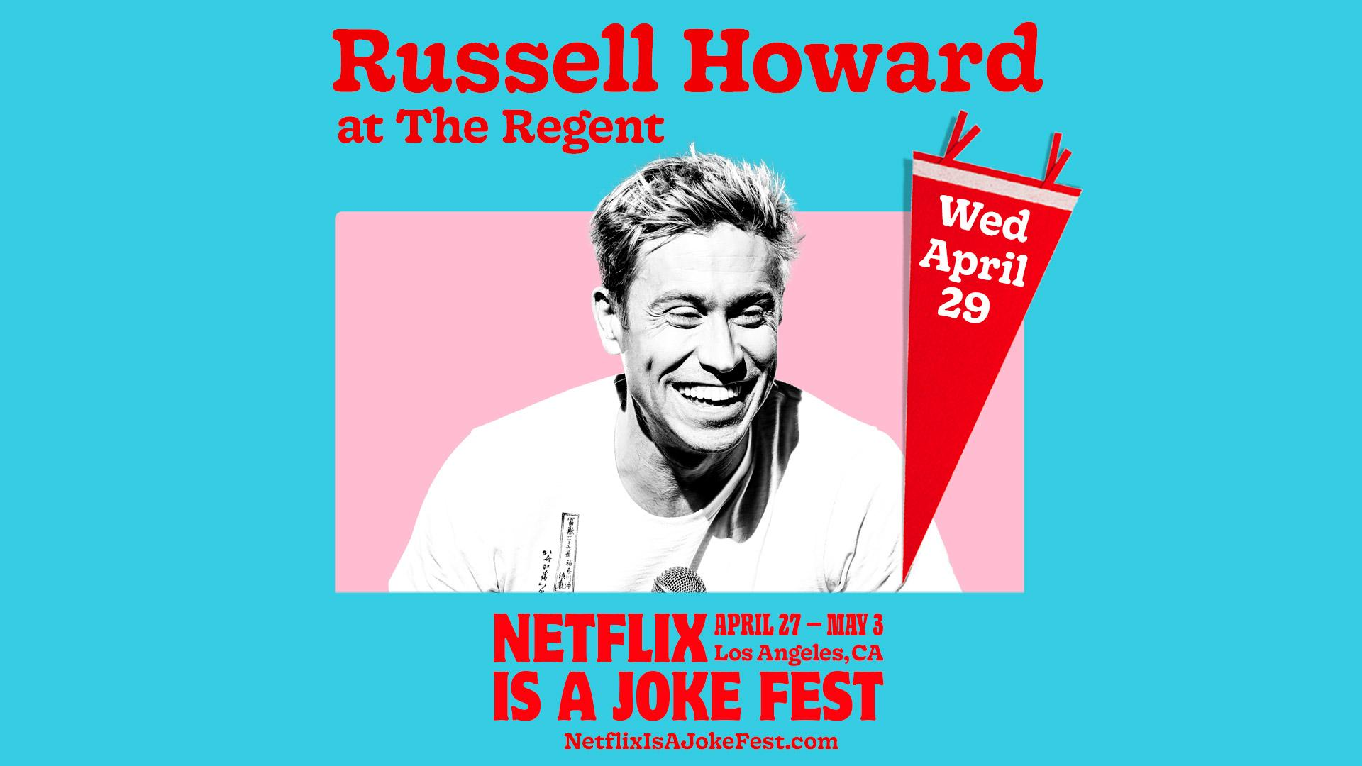 Netflix Is A Joke Presents: Russell Howard