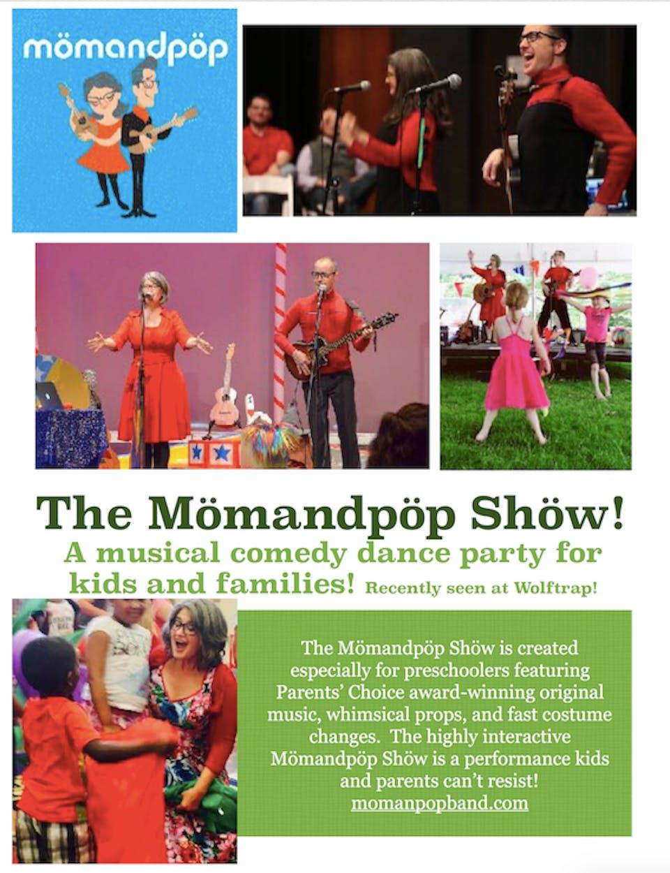 The Mömandpöp Show