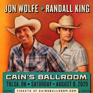 Jon Wolfe & Randall King