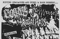 Ruin Lust / Mortal Wound / Kommand / Ritual Mass at Union Pool
