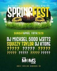 SpringFest 2020 at YMH