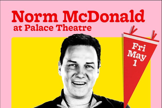 Netflix Is A Joke Fest Presents: Norm Macdonald