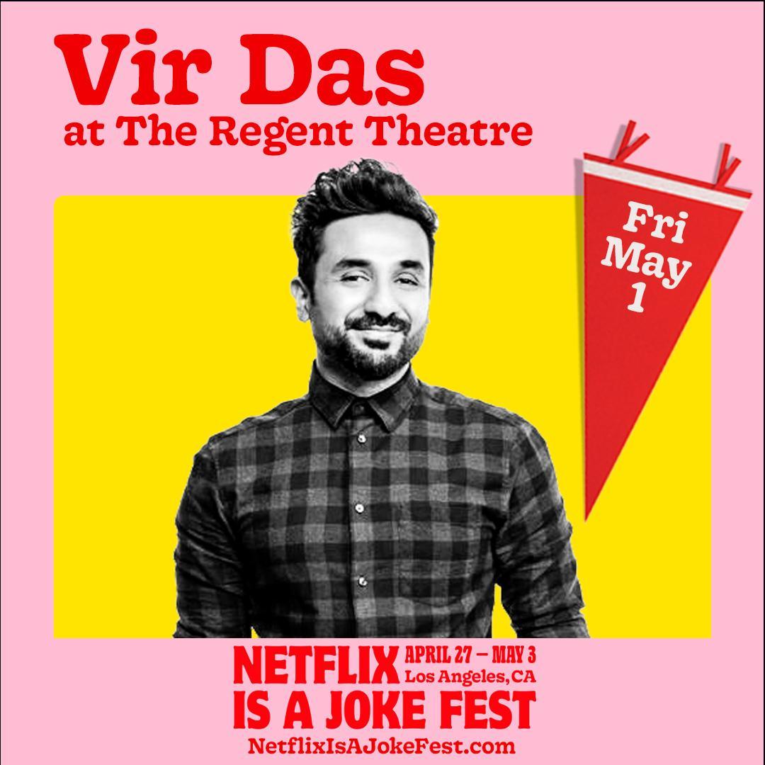 Netflix Is A Joke Presents: Vir Das