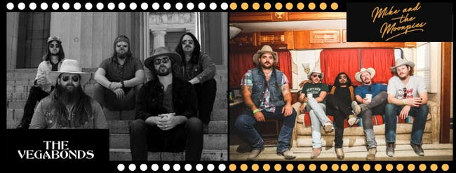 The Vegabonds & Mike & The Moonpies