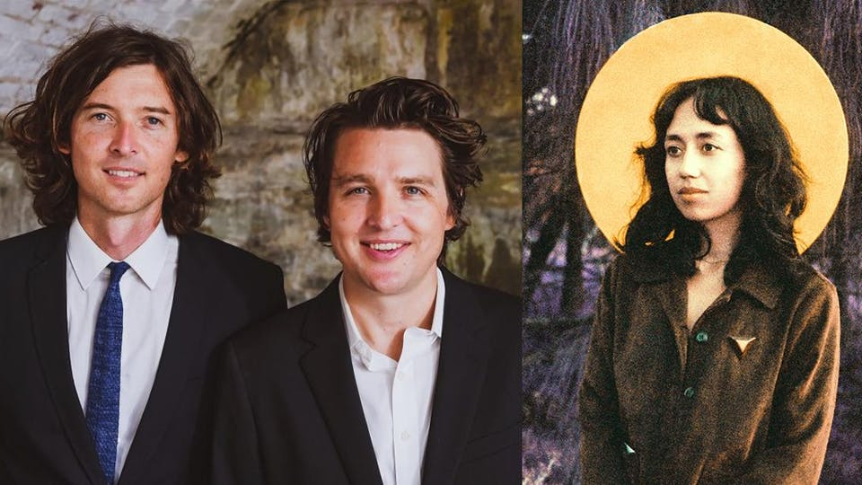 The Milk Carton Kids and Haley Heynderickx