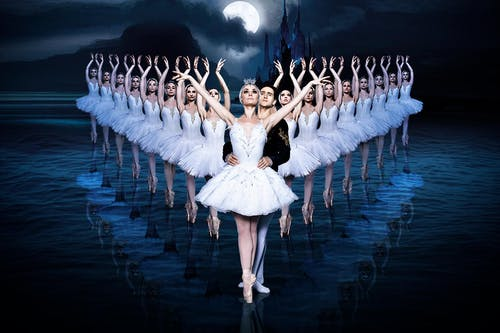 The Russian Ballet Theatre presents Swan Lake
