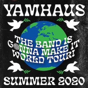 YAM HAUS *Postponed - New date coming soon!*