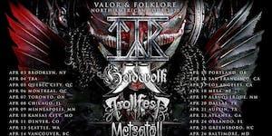TYR - Valor & Folklore Tour
