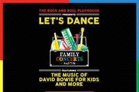 POSTPONED: Let's Dance ft. Music of David Bowie for Kids and More @ Mohawk