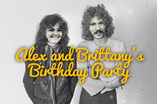 Stringdingers and Jon Sullivan Band Birthday Party