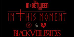 In This Moment and Black Veil Brides at Sloss Furnaces