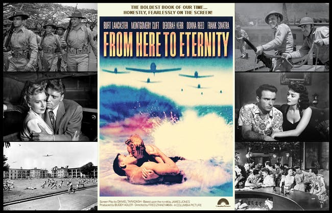 From Here to Eternity (1953) Film Screening - Matinee