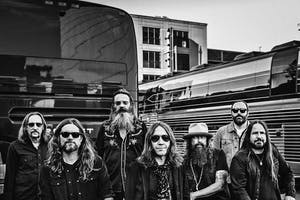 Blackberry Smoke - Spirit of the South Tour at Sloss Furnaces