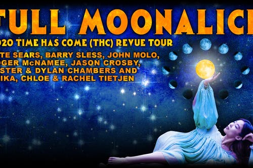 POSTPONED - FULL MOON ALICE - Time has Come Revue