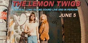The Lemon Twigs----CANCELED