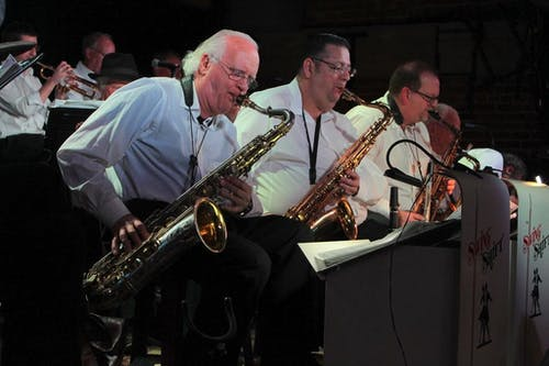 Swing Shift Big Band