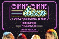 Gimme Gimme Disco - A 70's Disco Party Inspired by ABBA (CANCELED)