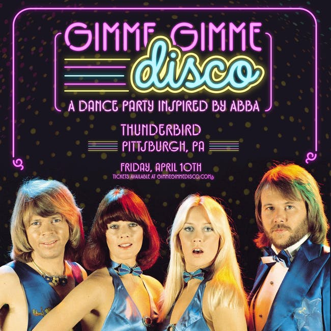 Gimme Gimme Disco - A 70's Disco Halloween Party