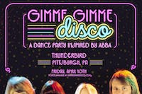 Gimme Gimme Disco – 'Party Like It's 1979' New Year's Eve (CANCELED)