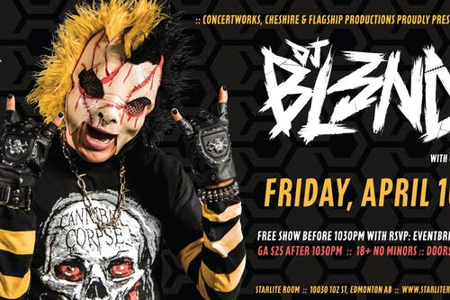 DJ BL3ND with Guests