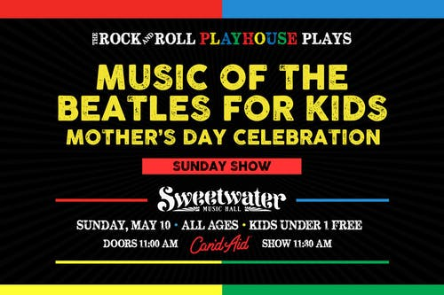 Music of The Beatles for Kids // Mother's Day Celebration