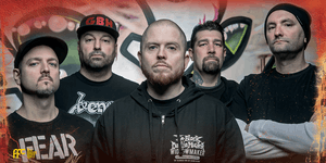 CANCELLED: Hatebreed - Monsters of Mosh Tour