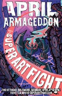 Super Art Fight: APRIL ARMAGEDDON