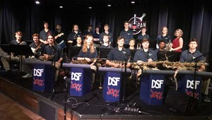 Freeman High School Jazz Band