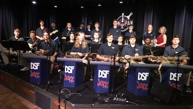 Freeman High School Jazz Band