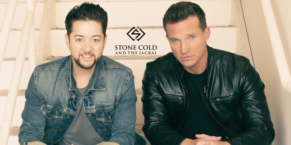Steve Burton & Bradford Anderson: Stone Cold & Jackal Show - Special Event