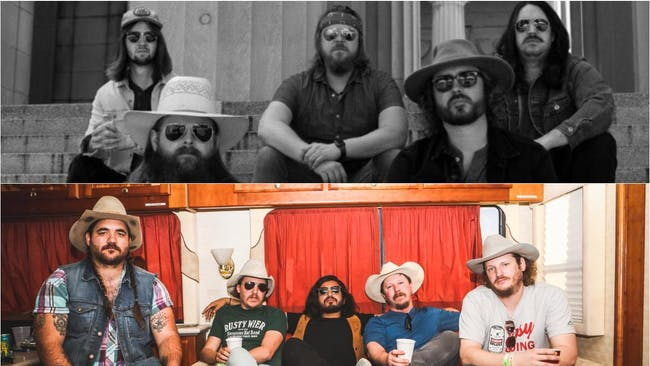 The Vegabonds + Mike & The Moonpies