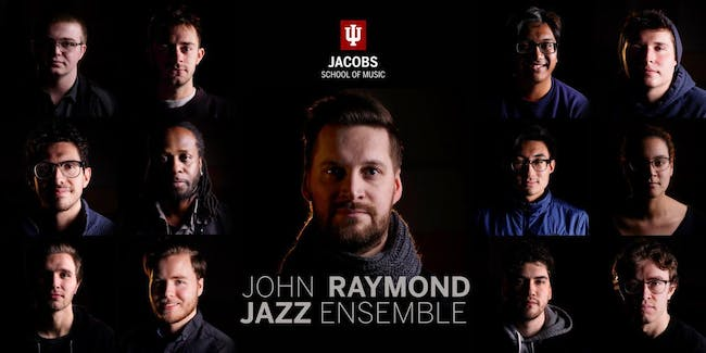 John Raymond Jazz Ensemble - POSTPONED