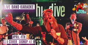 CANCELED - Live Band Karaoke w/ Sega Nemesis
