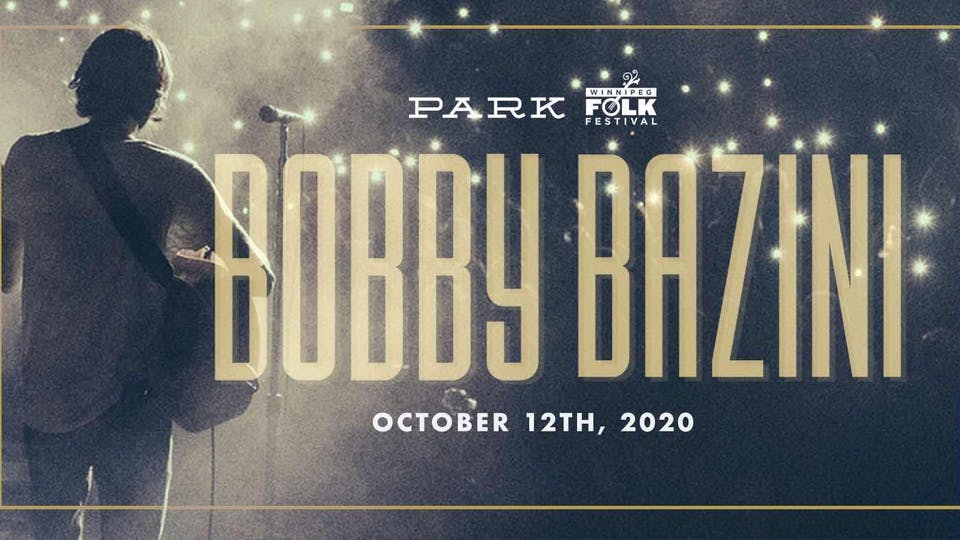 Bobby Bazini at the Park Theatre