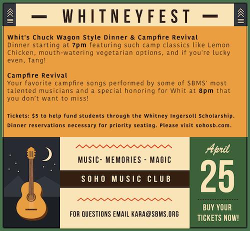 Whitneyfest