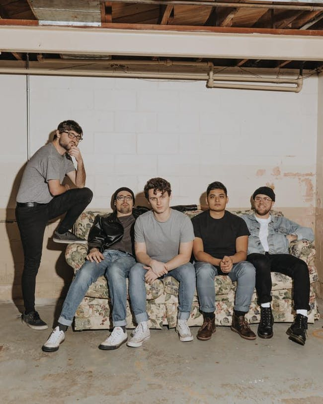Hot Mulligan w/ Heart Attack Man, Meet Me @ The Altar, + @ The Rino [KC]