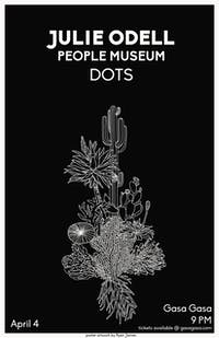 Julie Odell, People Museum, Dots