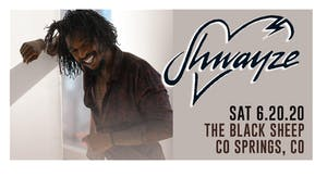Shwayze w/ Special Guests at THE BLACK SHEEP