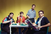 Parquet Courts - Rescheduled from May 29