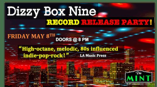 Dizzy Box Nine*Rogue*The ExTeens*Elevater*Unsound Foundation*Unlucky  Theta