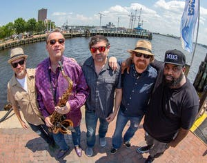 New Orleans Suspects + Darcy Malone & The Tangle