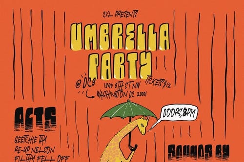 Umbrella Party