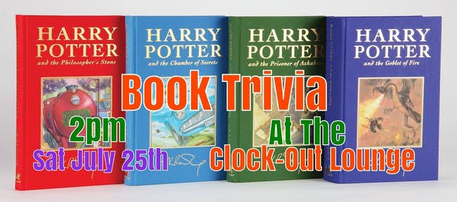 Harry Potter Books Trivia: 1-4