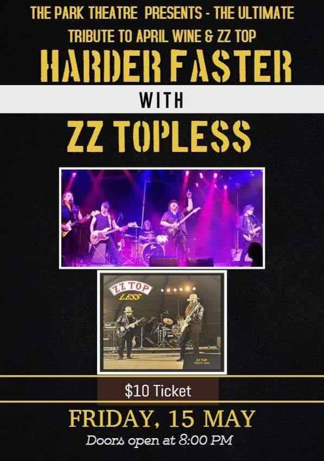The Ultimate Tribute to April Wine & ZZ Top